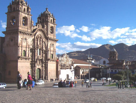 City Tour in Cusco, Peru mit BOLIVIENline