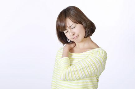 かぶらぎ整骨院・整体院ブログ 肩・首の痛みイメージ写真