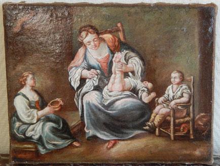 peinture scatologique