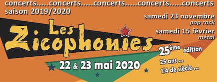 zicophonies 2020, Arno concert, ultra vomit concert, beauvaizine, reportage Clermont, video Clermont, video zicophonies, les Zicos 2020