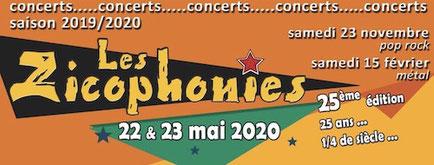 zicophonies 2020, Arno concert, ultra vomit concert, beauvaizine, reportage Clermont, video Clermont, video zicophonies, les Zicos 2020