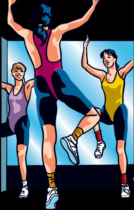 Картинки с физкультурой и спортом прикольные