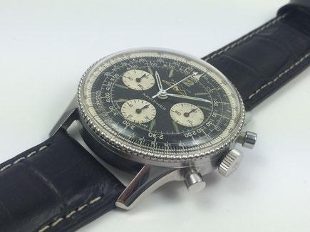 Archiv: Vintage Breitling AOPA Navitimer Chronograph Ref.: 806 von 1959