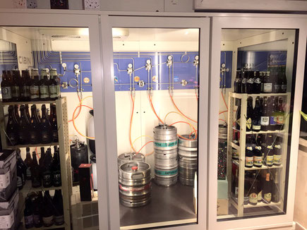 cantina birra refrigerata al Centrale