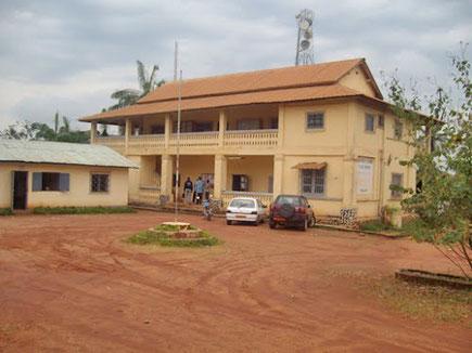 Nkoteng, la sous-préfecture