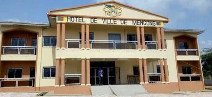 Hotel de ville de Mengong inauguré en 2018