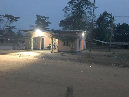 La lumière arrive à Nsem en 2018
