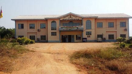 Hotel de ville de Batschenga