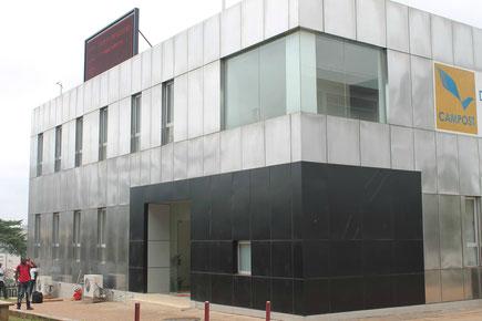 Datacenter de Camtel 2016