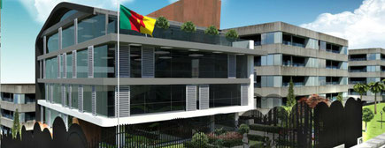 L'ambassade du Cameroun en Turquie