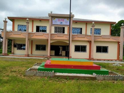 Elig Mfomo Hotel de ville inauguré 30 juin 2020