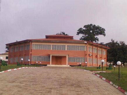 Hotel de ville de Bokito