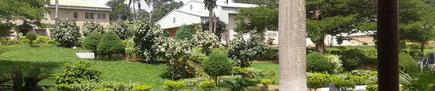 Une vue du lycée technique de Nkolbisson