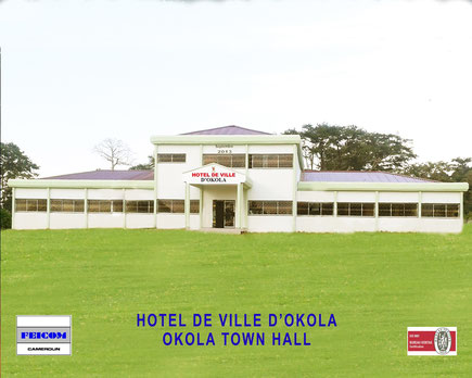 Okola - Hotel de ville