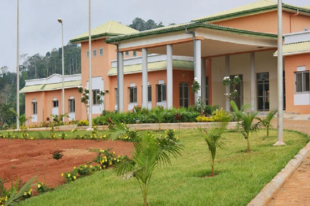 Le Magrabi ICO Cameroon Eye Institute
