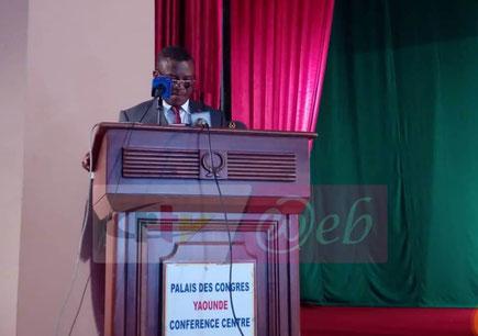 Le Premier ministre Joseph DION NGUTE ouvre les travaux