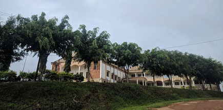 Ngoumou,Salle de fêtes communale