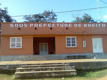 Bokito, la Sous-préfecture