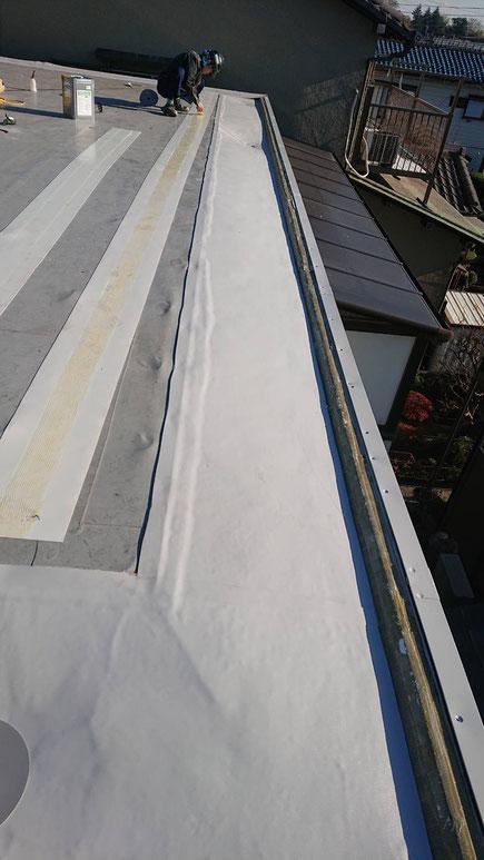 千葉市中央区の防水工事