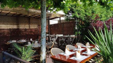 Gastgarten Restaurant Angehrn