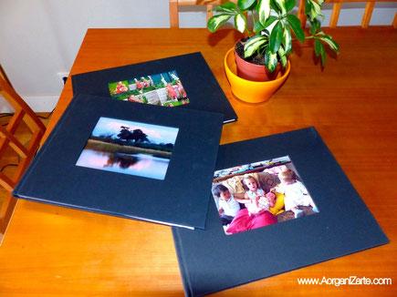 Organiza tus fotos en albumes - www.AorganiZarte.com