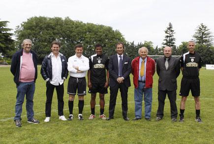 2008-09 Serie D Staff e Giocatori