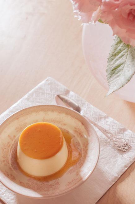 crème caramel classique  クラシックプリン