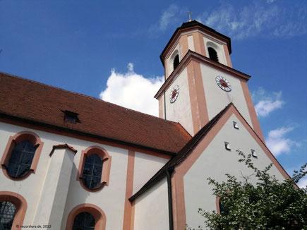 St. Michael, Etting