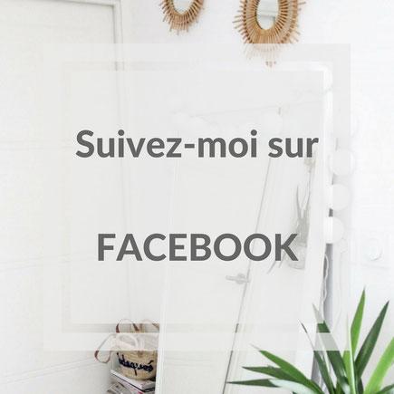 Suivez moi sur facebook bijoux tendance fait main