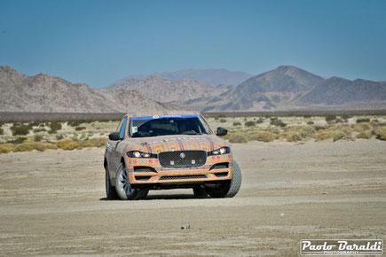 Jaimy Grigsby / Lori Arterburn, 2017 Jaguar F-Pace, Crossover class winner