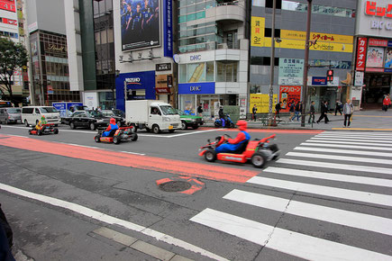 In Tokyo kann man alles (sein).