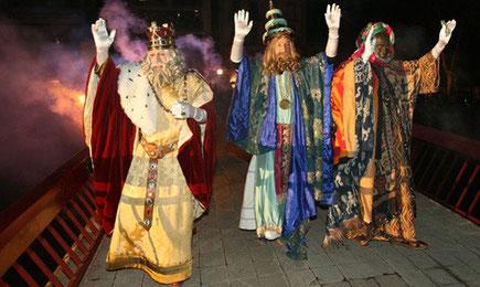 Horario y recorrido de la Cabalgata de Reyes de Girona