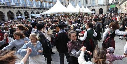 Feria de Santo Tomás en Donostia-San Sebastián