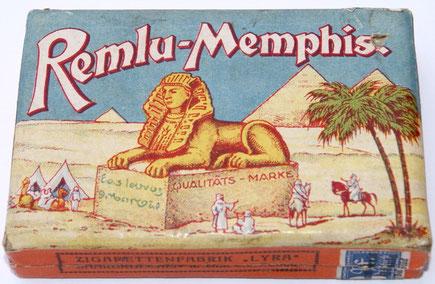 Remlu Memphis Zigaretten