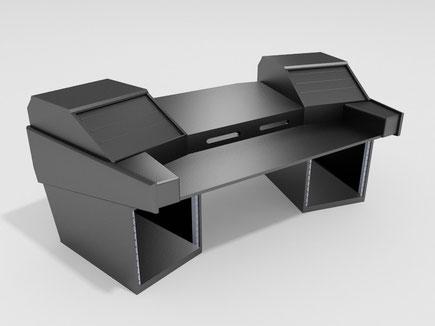 Keyboard modulo cr 8 ur - Muebles para estudio de grabacion ...