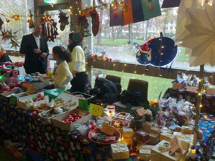 Unser Weihnachtsmarktstand 2016