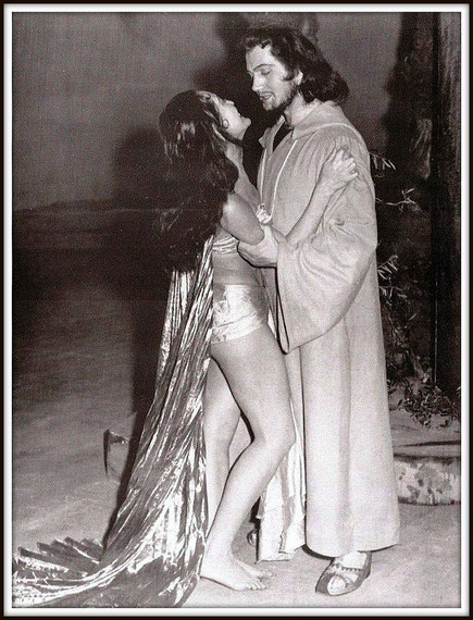 Athanaël - THAÏS  - Napoli Teatro di San Carlo 13.12.1959
