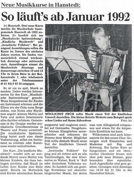 Winsener Anzeiger 23.11.1991