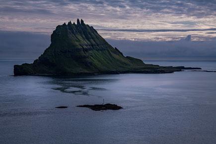 Färöer Inseln, Fotoreise Färöer, Tindholmur