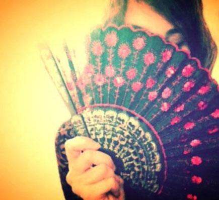Le Flamenco oriental par Alice B., danseuse