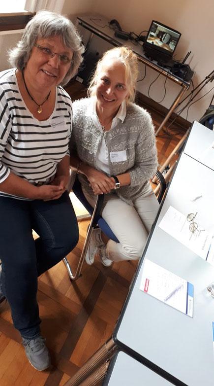 UFH Petra Meyn und Tanja Neumann