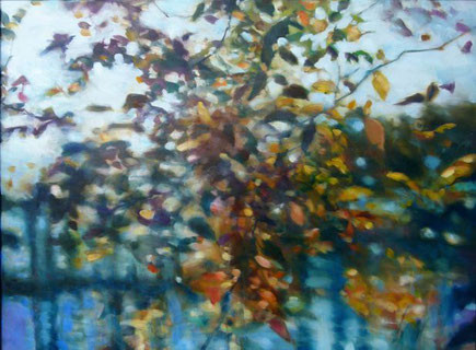 Leaves 60x80