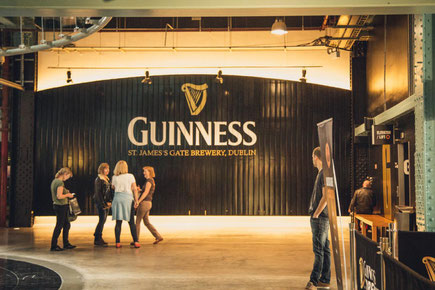 Dublin top things to do - Guiness - Copyright Connor Turner