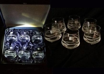 Vaso Whisky Party - Talla caòtica