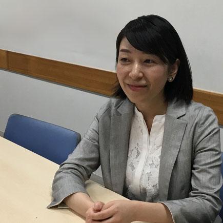 山口綾子さん(MS&ADアビリティワークス株式会社 事業部マネージャー)