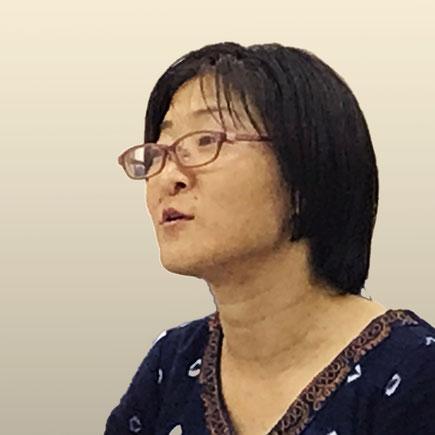 樋渡優子さん(株式会社AsMama 事務局スタッフ)