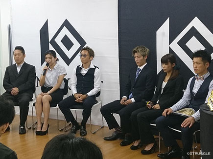 K.O CLIMAX 2019 公開記者会見