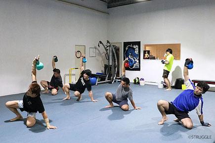 ▲スポーツプログラマー、トレーニング指導士の資格を持つ代表が基本からお教えします