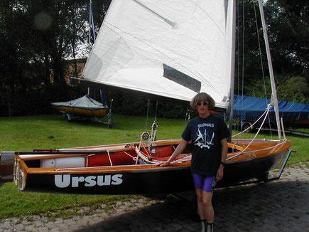 Ursus,unser kleines Sportgerät ,  Korsar G 2707 beim SVOH