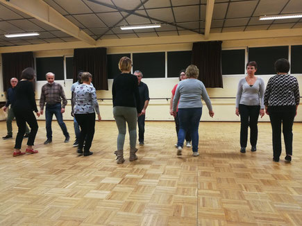 Danses traditionnelles - La Rigourdaine